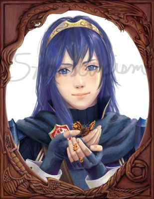 Lucina - print preview by YYHyasha