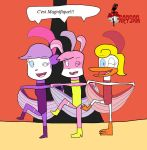 Can Can Art Jam: Tiny Toon Girls by Toongirl18