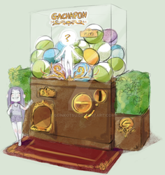 GACHAPON MINIS! Set Price {CLOSED} by Geinkotsu