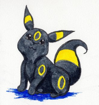 Umbreon by Toyger
