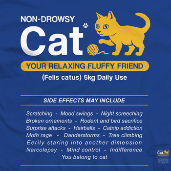 Is Cat Right For You? - tee by InfinityWave