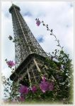 Eiffel tower by KlaraDrielle