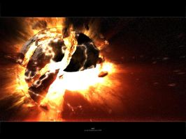Wallpaper: end. by kube