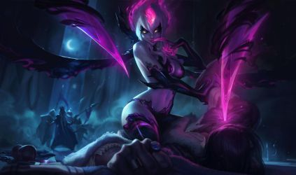 Evelynn by JessiBeans