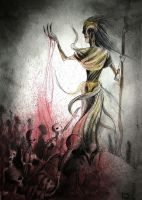 Lord of the Accursed by SHADE-LJ