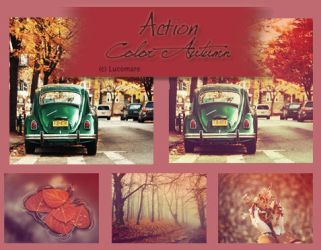 Action Color Autumn by lucemare