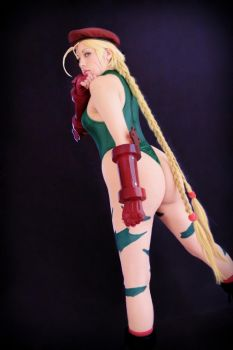 Cosplay Cammy by Zettai-Cosplay