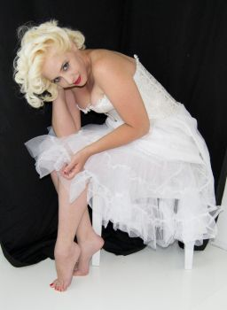 Marilyn Stock 13 by Tris-Marie