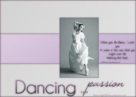 Dancing passion by 366Graphics