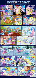 Chinese: Dash Academy 6 - The Secrets We Keep p1 by HankOfficer