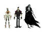 Various Character Designs