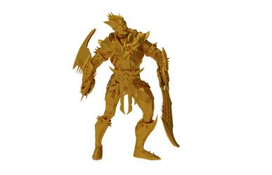 Golden Draven by greansilver