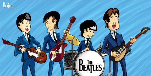 The Beatles by ToferVs