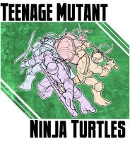 TMNT - dopetastic by Paterack