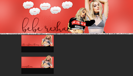Free Layout ft. Bebe Rexha by Kate-Mikaelson