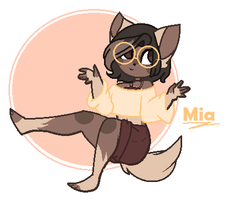 Mia by CookieBunBun27