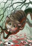 Cheshire Cat by Sweet-Bread