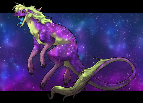Show me the Stars- Commission by blueharuka