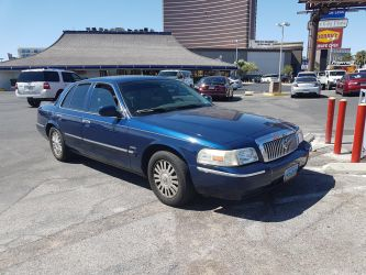 Ford Grand marquis by Supercooper17
