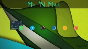 Mix 'n Match v1.0 by satyajit00