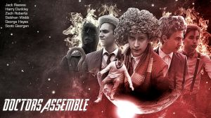 Doctor's Assemble Artwork by E-SPACE-Productions
