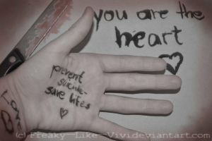 Prevent suicide-save lifes by Freaky--Like--Vivi