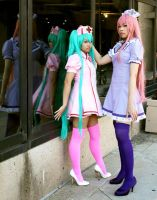 Vocaloid: Love Colored You by Pisaracosplay