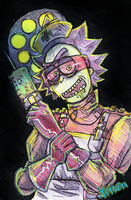 Surgeon Rick by XXAnemia
