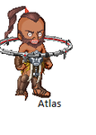 Atlas bio by entrophage