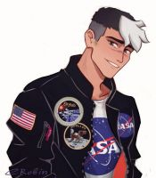 Fashion Shiro by EnotRobin