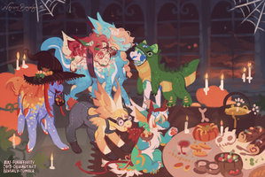[Prompt] Costume toomfolery II by 5019