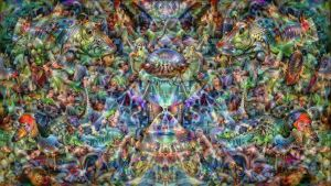 DDI.024 (Deep Dream Investigations Series) by james119