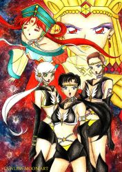 Sailor Starlights by JanneLawless