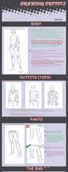 DrawingOutfits-Beginner- by Luvelia