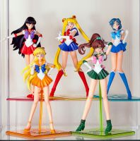 Sailor Moon Megahouse Figures by LilithScream