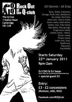ROQ flyer by nunt