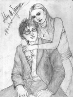 Lily and James by pottering