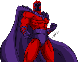Magneto Select Screen Color by mikael123