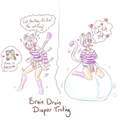 Diapers on the Brain-ABDL by RFSwitched