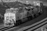 UP 7416 at Sandcut by photogatlarge