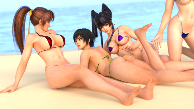 DoA (36 b - Beach [B]) by AdeptusInfinitus