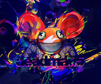 Deadmau5 by mahasesen