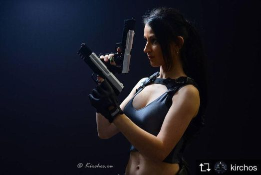 Lara Croft by LiSaCroft