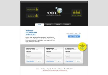 recruIT-web :: series3 by pulsetemple