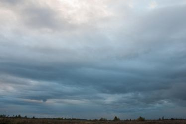 Evening Rainy Clouds 18 by ManicHysteriaStock