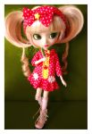 Pullip Prupate Red petit pois by Sugarthemis