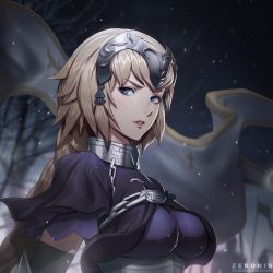 Jeanne-Darc Zeronis by Zeronis