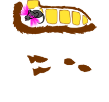 Free Catbus Tattoo by CrowsLullaby