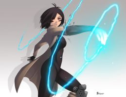 Battle Angel by Joseluisbelmont