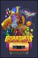 Guardians of the Galaxy col by Phil-Crash-Murphy